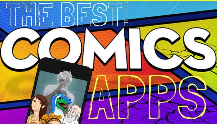 The 5 Best Comic and Anime Apps for Super Hero Fans