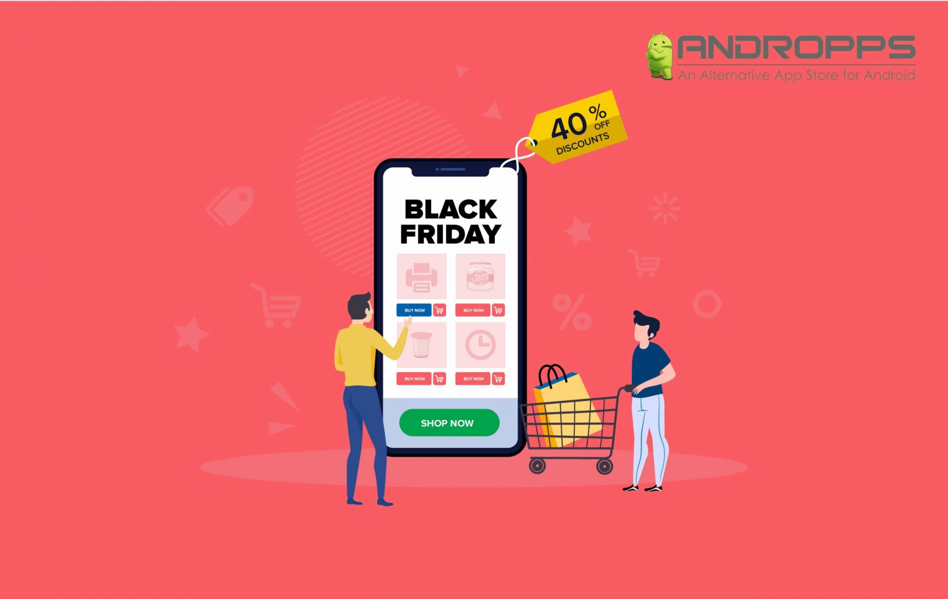 Top 5 Black Friday Apps To NOT Miss This Year [2019]