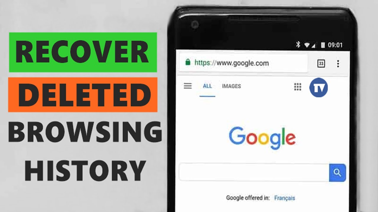How to Recover Deleted Browsing History on Android Phone?